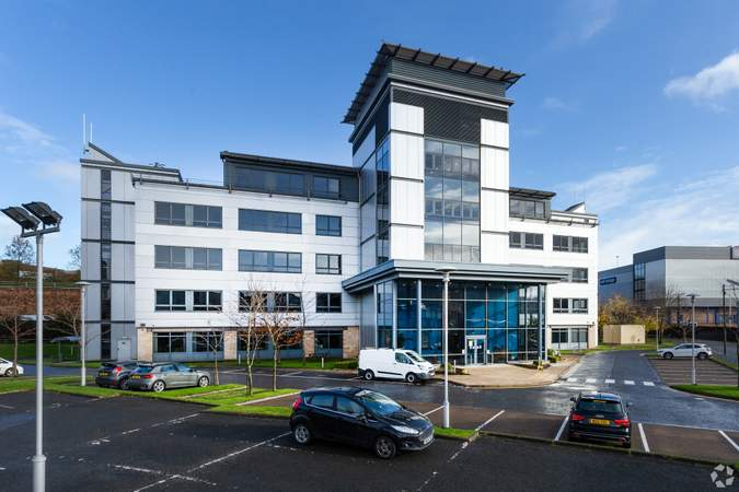 Primary Photo - Citypoint 2, Glasgow - Office for sale - 38,836 sq ft