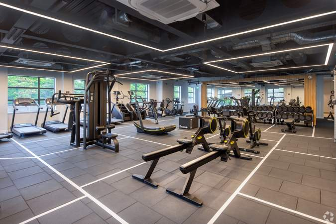 Neo Gym - Neo House, Aberdeen - Co-working space for rent - 9,000 to 30,000 sq ft