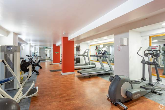 Gym - Whitefriars, Bristol - Office for rent - 1,351 to 3,172 sq ft