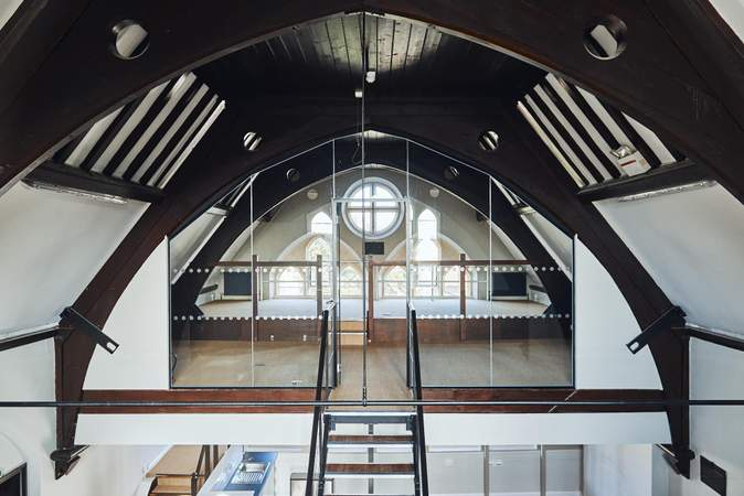 Interior Photo - St Edburgs Hall, Bicester - Office for rent - 1,295 to 3,450 sq ft