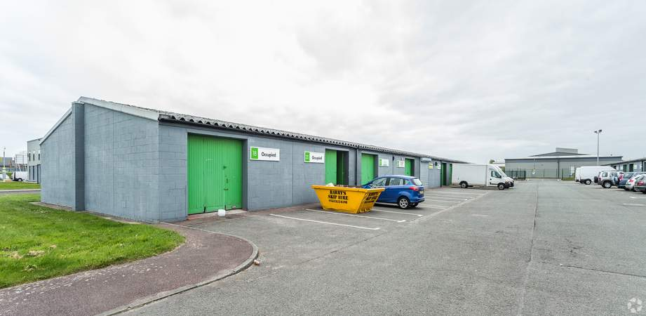 Alternate Image - Spindus Rd, Liverpool - Industrial unit for rent - 933 to 943 sq ft