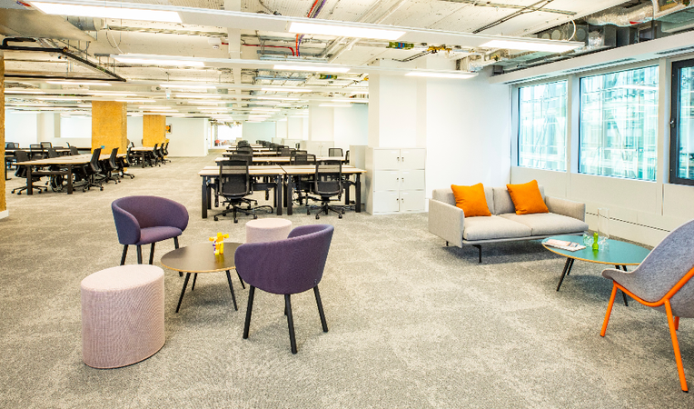 Capture - 338 Euston Rd, Regent's Place, London - Office for rent - 7,256 to 14,524 sq ft
