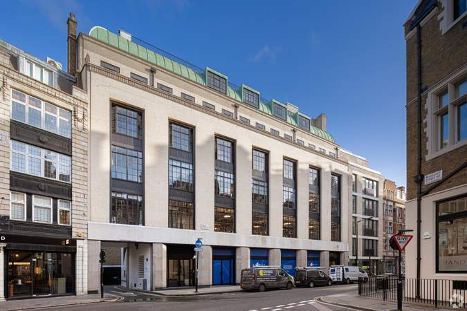 Building Photo - 19-23 Wells St, London - Office for rent - 2,138 to 5,505 sq ft
