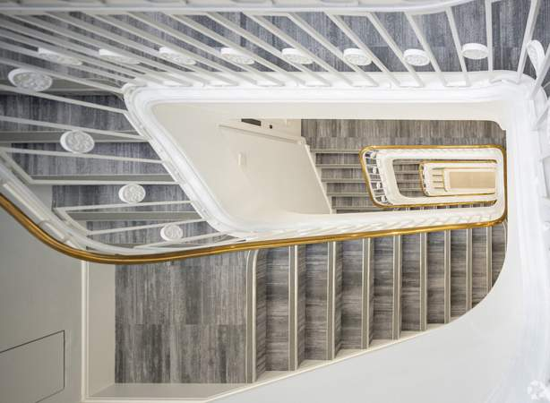 Stairs - 1 Duchess St, London - Office for rent - 554 to 945 sq ft