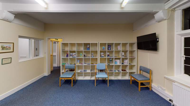 1st Floor - Morland House Surgery, Oxford - Healthcare space for sale - 12,397 sq ft