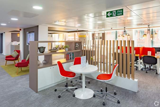 Break-out Area - Edmund House, Birmingham - Serviced office for rent - 50 to 16,186 sq ft