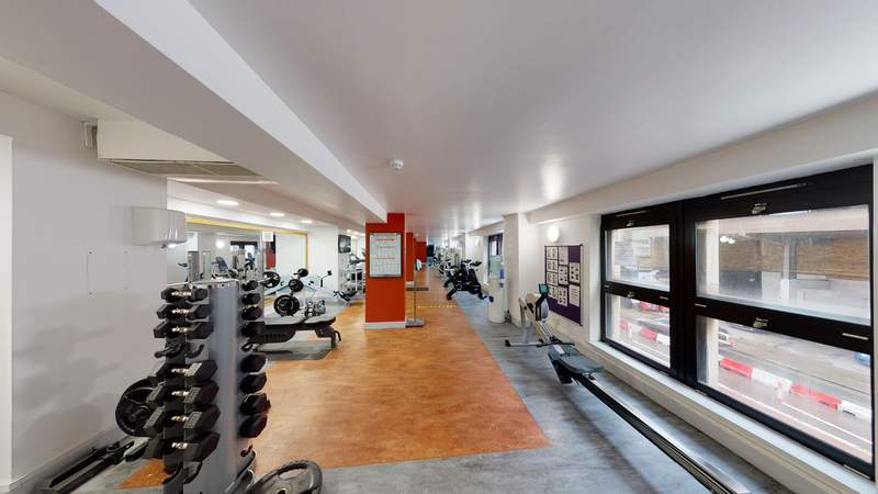 Virtual tour of Conference Rooms & Gym - Whitefriars, Bristol - Office for rent - 1,351 to 3,172 sq ft