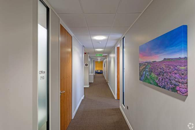 Hallway - The Balance, Sheffield - Serviced office for rent - 50 to 11,223 sq ft