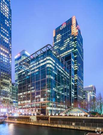 Building Photo - Citi Tower, Canary Wharf, London - Co-working space for rent - 50 to 17,653 sq ft