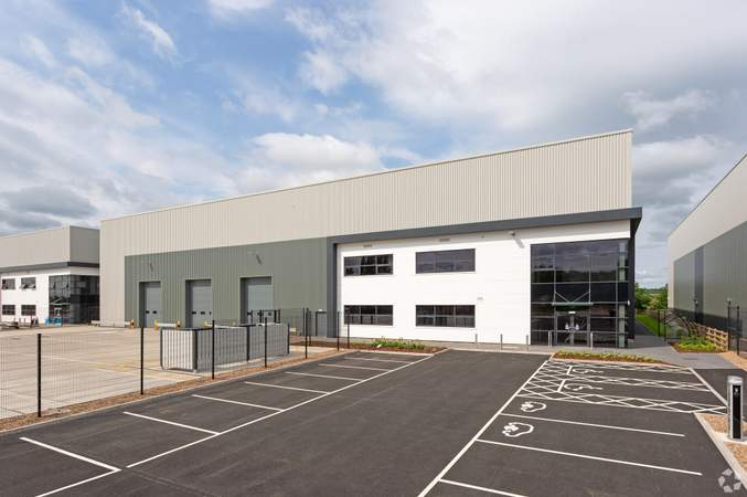 Flexible Opportunities for the Industrial and Logistics Sectors - L34, Electric Ave, St Modwen Park Lincoln, Lincoln - Industrial unit for rent - 33,738 to 33,631 sq ft