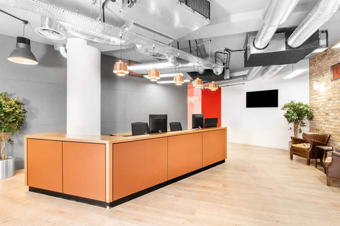 Building Photo - Eagle House - Old Street, London - Co-working space for rent - 130 to 17,000 sq ft