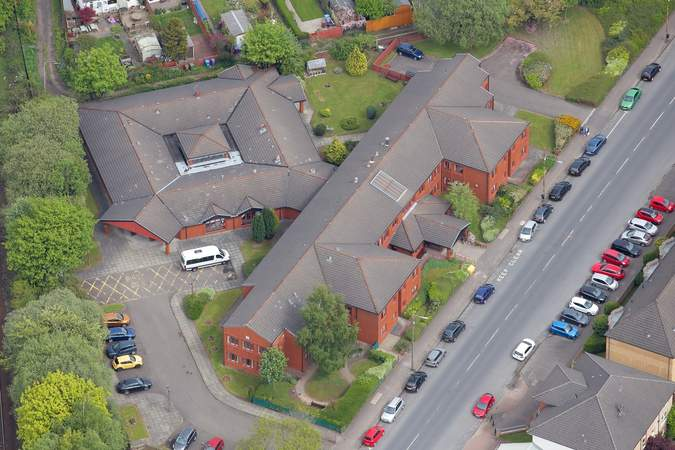 Building Photo - Crossmyloof Care Home, Glasgow - Healthcare space for sale - 30,139 sq ft
