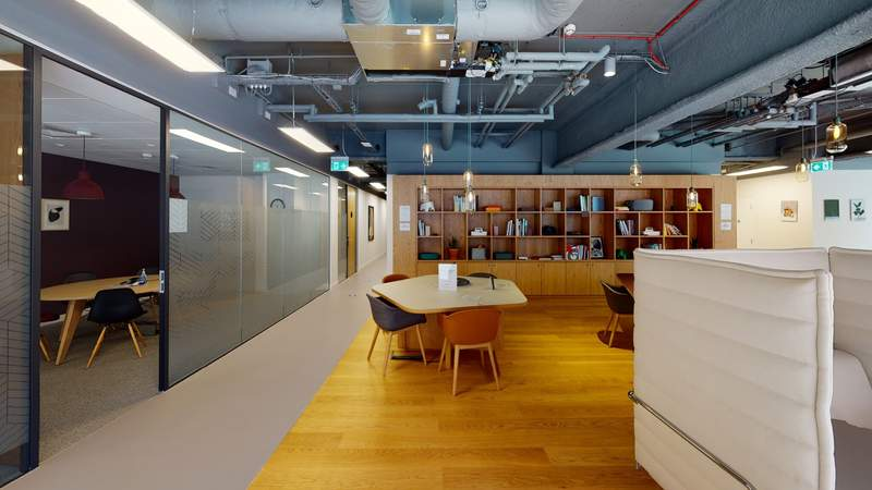 Library - The Foundry, Assembly London, London - Co-working space for rent - 50 to 46,041 sq ft