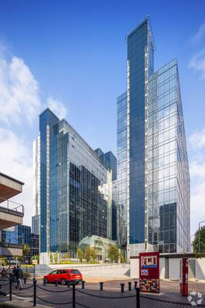 Building Photo - Exchange Tower, London - Office for rent - 10,049 to 15,918 sq ft