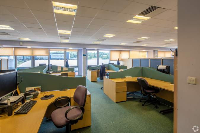 Interior Photo - Kintail House, Hamilton Intl Technology Park, Blantyre - Office for rent - 13,381 to 13,612 sq ft