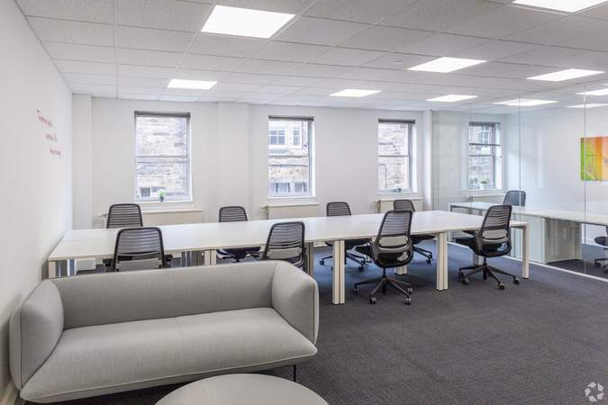 Ground Floor Office - Forsyth House, Edinburgh - Co-working space for rent - 50 to 31,308 sq ft