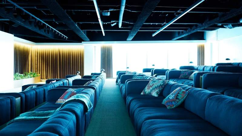 Interior Photo - Two Southbank Place, London - Serviced office for rent - 50 to 296,838 sq ft