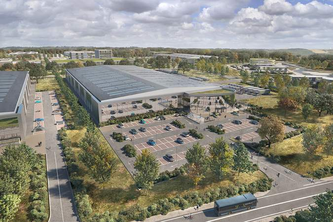 Building Photo - Gravity Campus, Bridgwater - Industrial unit for sale - 10,000 to 1,000,000 sq ft
