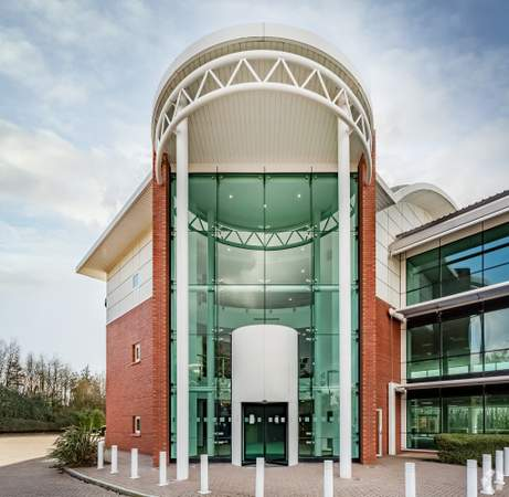 Entrance Image - 1200 Daresbury Park, Warrington - Office for rent - 10,110 to 31,250 sq ft