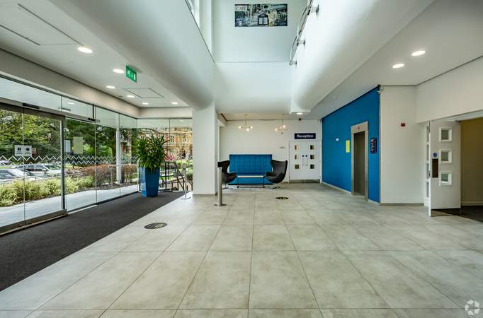 Atrium - Adamson House, Towers Business Park, Manchester - Co-working space for rent - 200 to 16,249 sq ft