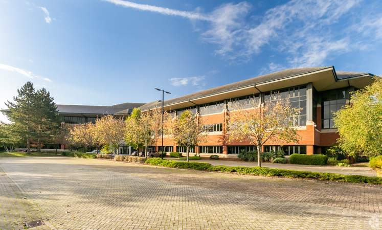 Rear of Building & Car Park - The Lambourn, Abingdon - Office for rent - 5,631 to 47,015 sq ft
