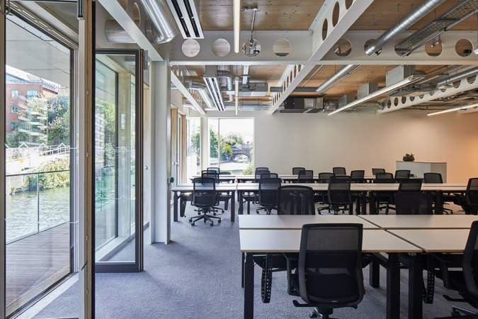 Interior Photo - 6 Orsman Rd, London - Office for rent - 1,323 to 34,351 sq ft
