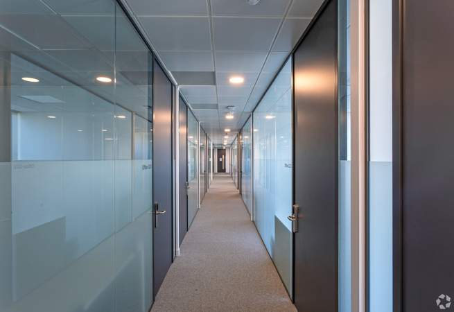 Hallway - Acero, Sheffield - Serviced office for rent - 50 to 15,000 sq ft