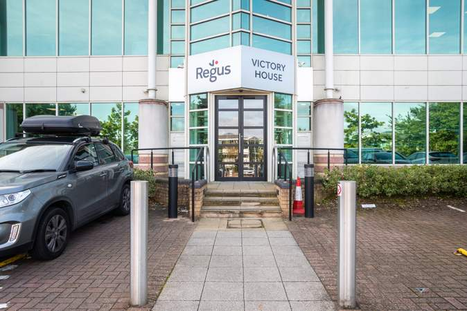 Primary Photo - 400 Pavilion Dr, Northampton - Co-working space for rent - 200 to 22,326 sq ft