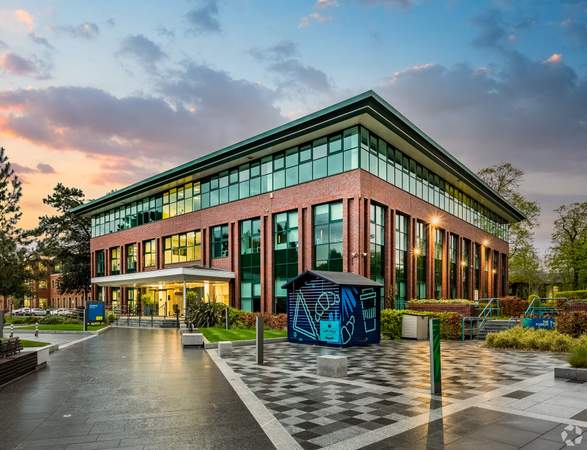 Building Photo - Adamson House, Towers Business Park, Manchester - Co-working space for rent - 200 to 16,249 sq ft