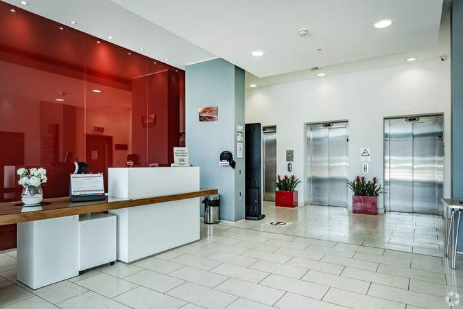 Reception Area - 120 Bark St, Bolton - Serviced office for rent - 50 to 7,620 sq ft