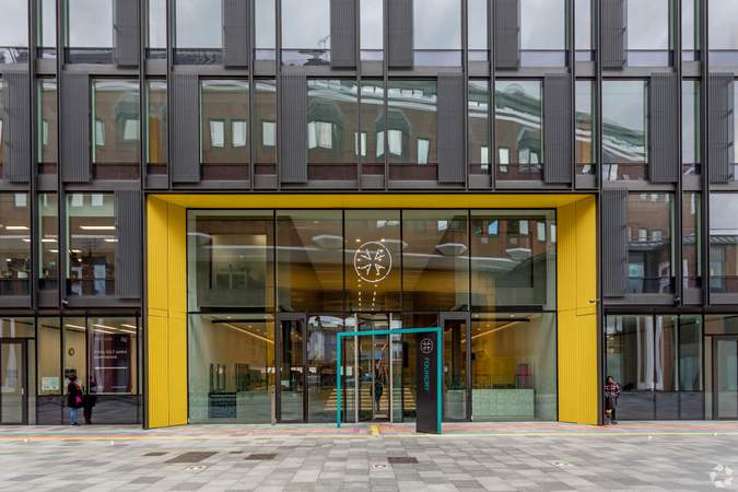 Entrance - The Foundry, Assembly London, London - Co-working space for rent - 50 to 46,041 sq ft
