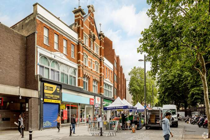 Primary Photo - Boardman House, London - Office for rent - 6,595 sq ft