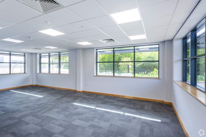Ground floor office - Supercharger / Western 105, Bristol - Industrial unit for sale - 106,890 sq ft