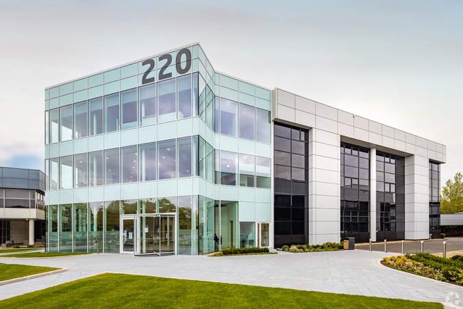 Building Photo - Winnersh Triangle, Winnersh Triangle, Wokingham - Co-working space for rent - 50 to 34,508 sq ft