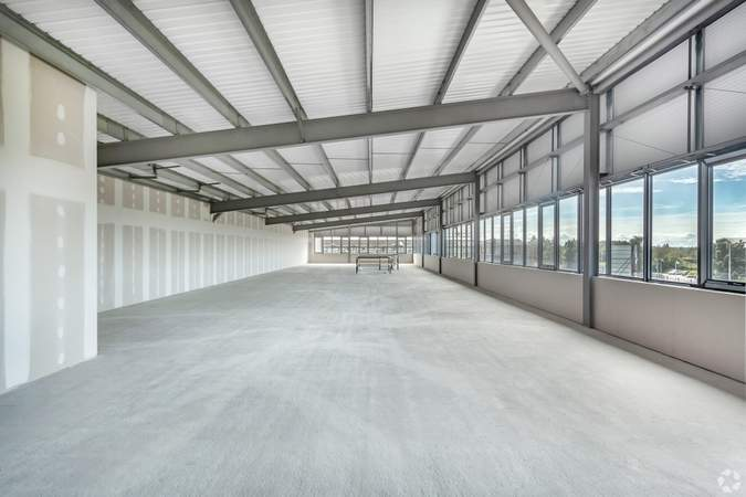 First Floor View - Academy One, Liverpool - Industrial unit for rent - 110,000 sq ft