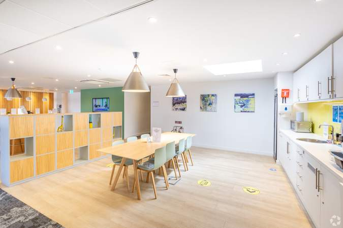 Kitchen - Conway House, Gloucester - Co-working space for rent - 50 to 17,516 sq ft