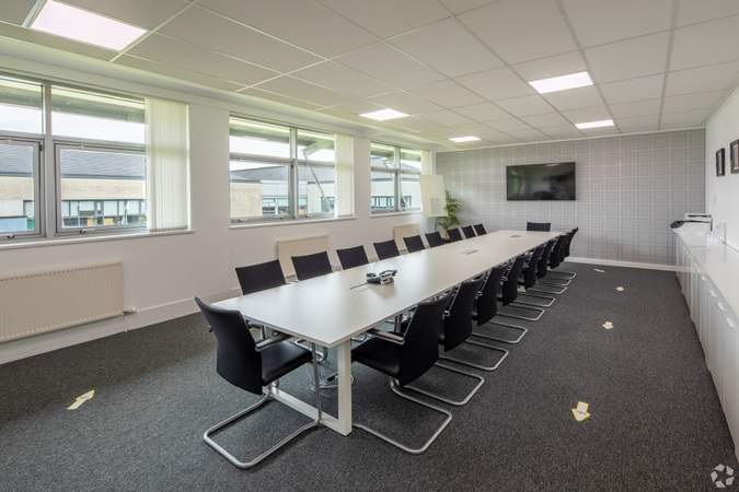 Meeting Room - Lomond Court, Castle Business Park, Stirling - Co-working space for rent - 50 to 13,157 sq ft
