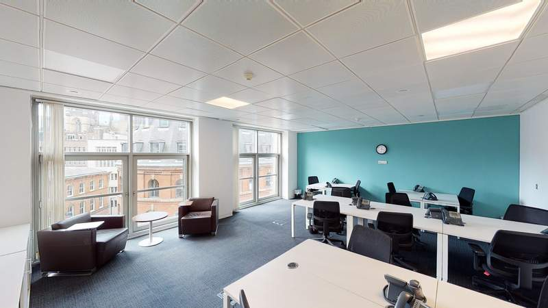 3D Tour - Room 407 - 82 King St, Manchester - Co-working space for rent - 200 to 22,557 sq ft