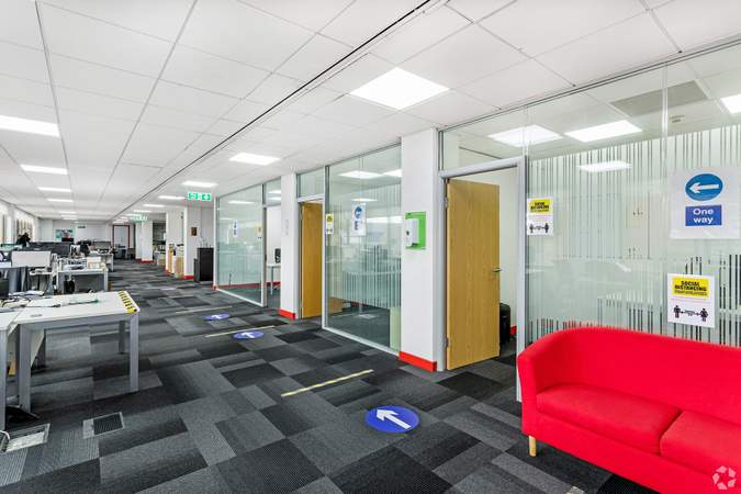 Office Space - Boardman House, London - Office for rent - 6,595 sq ft