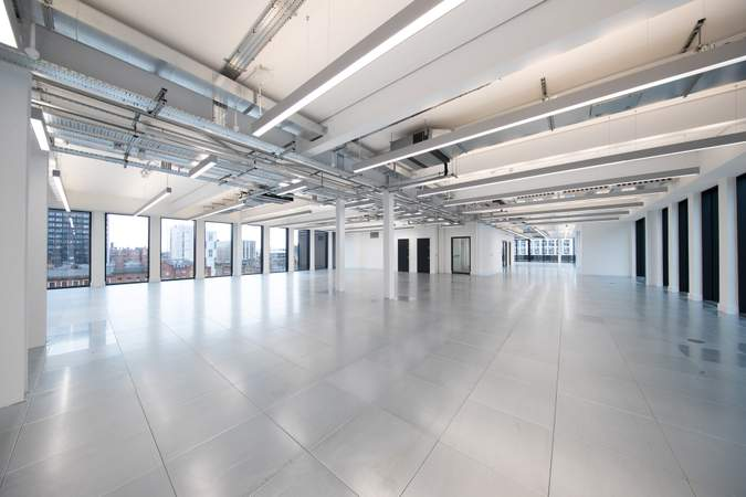 Interior Photo - Hyphen, Manchester - Office for rent - 4,786 to 8,230 sq ft