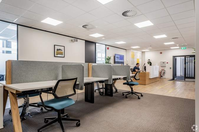 4th Floor - Workstations - Merchants Court, Liverpool - Serviced office for rent - 50 to 7,843 sq ft