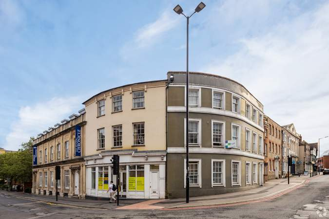 Primary Photo - Bowman House, Reading - Office for rent - 1,765 sq ft