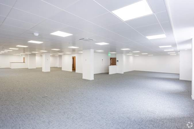 Interior Photo - 2nd Floor - James Sellars House, Glasgow - Office for rent - 3,595 to 7,718 sq ft