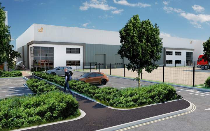 Building Photo - L52, Electric Ave, Lincoln - Industrial unit for rent - 3,191 to 51,923 sq ft
