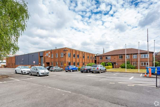 Primary Photo - Kingsholm Business Park, Gloucester - Office for rent - 2,156 to 18,040 sq ft