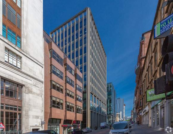 Building Photo - 1 West Regent St, Glasgow - Serviced office for rent - 50 to 13,884 sq ft