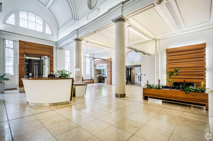 Ground floor Lobby - 82 King St, Manchester - Serviced office for rent - 50 to 22,557 sq ft