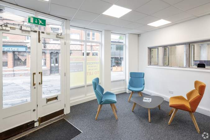 Interior Photo - Bowman House, Reading - Office for rent - 1,765 sq ft