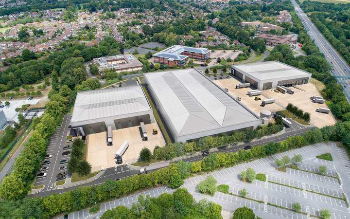 Building Photo - B98, Jays Clos, Basingstoke - Industrial unit for rent - 5,211 to 97,781 sq ft