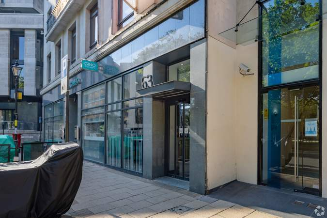 Entrance - 63 Temple Row, Birmingham - Office for rent - 4,152 to 8,308 sq ft